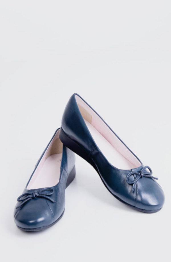 Navy Shoe