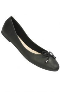 Black Salon Shoe